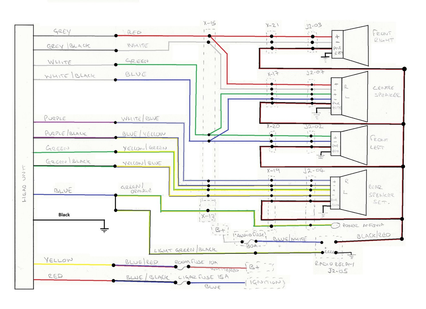 03 Co Cd Player Wiring Diagram