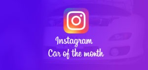 car of the month logo